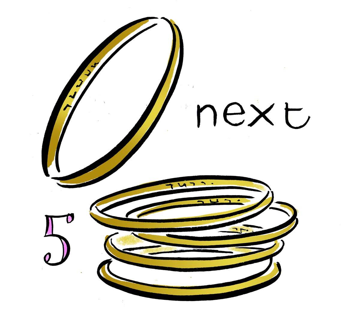Five Golden Rings Clipart clipart  worldartsmecom